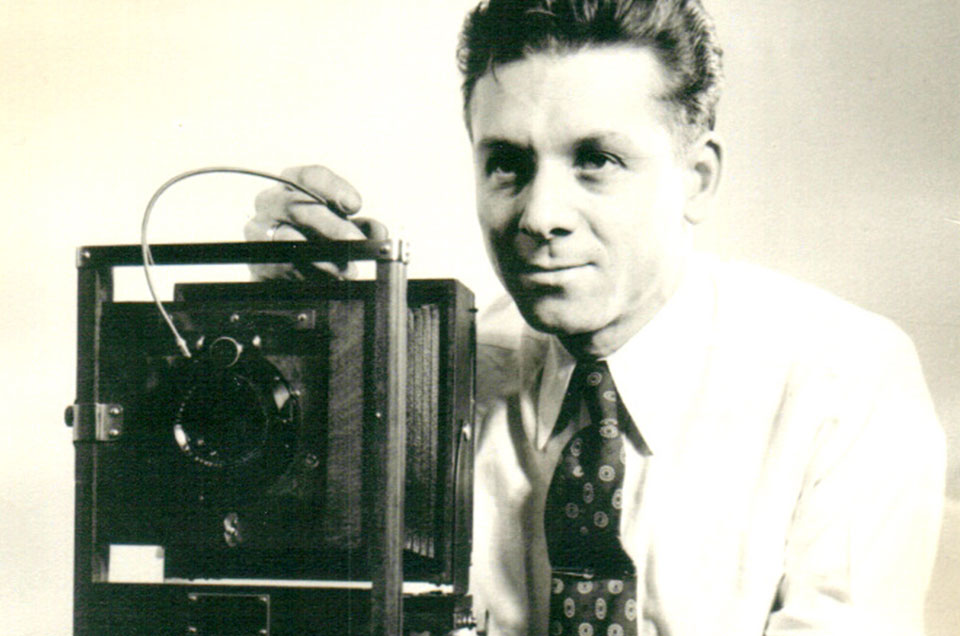 Joe Arch, an epic photographer and my Grandfather