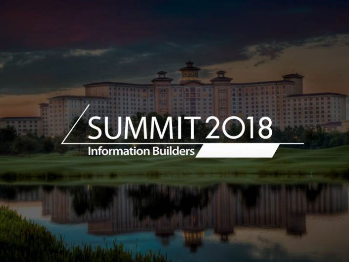 Information Builders Summit 2018