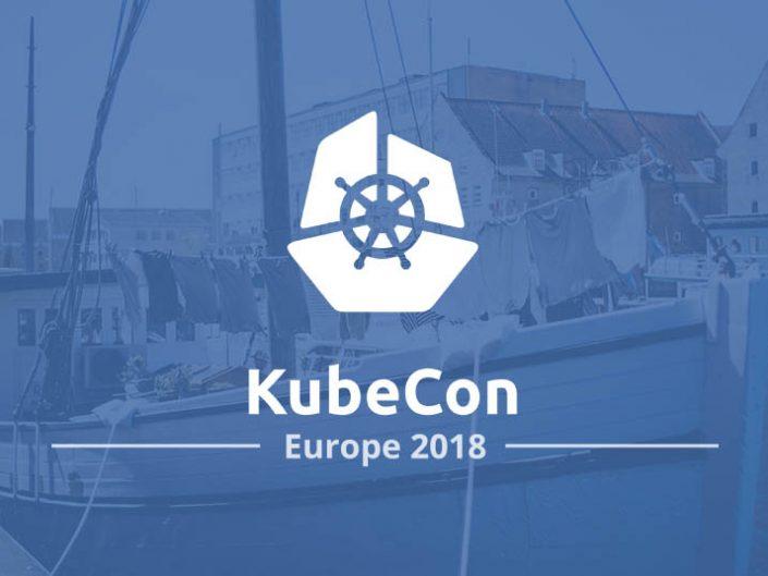KubeCon Copenhagen 2018