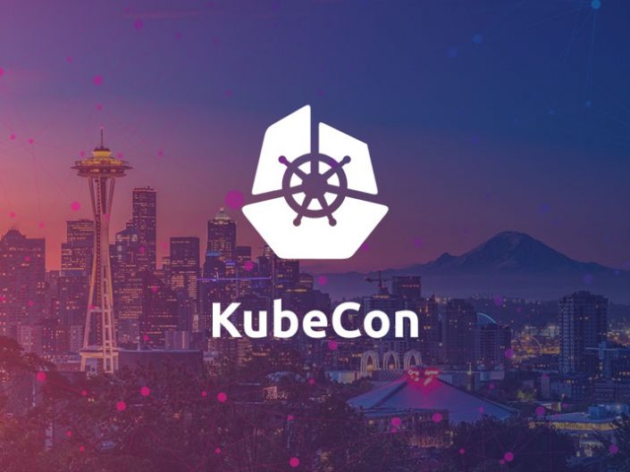 KubeCon Seattle 2018
